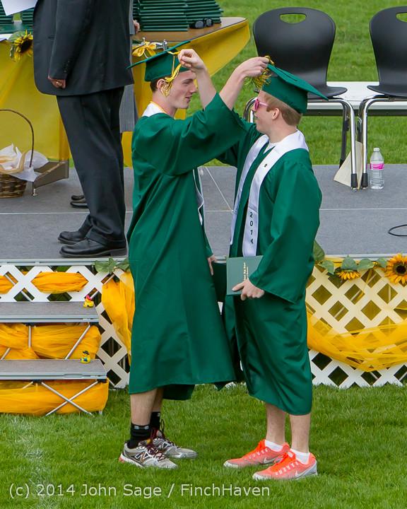 4305 Vashon Island High School Graduation 2014 061414