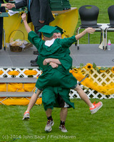 4306 Vashon Island High School Graduation 2014 061414