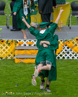 4307 Vashon Island High School Graduation 2014 061414