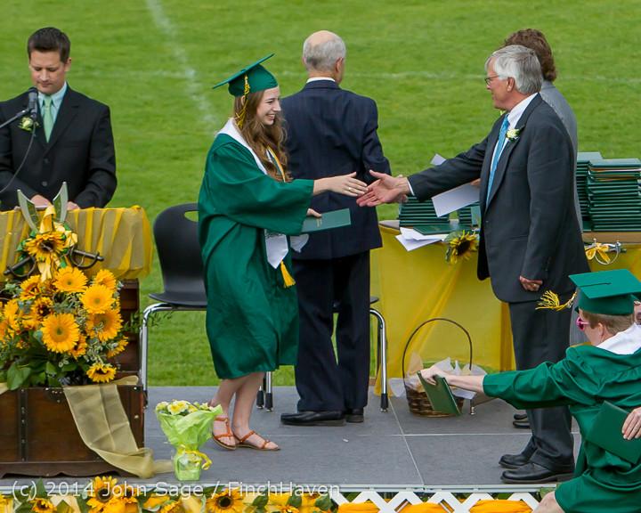 4316 Vashon Island High School Graduation 2014 061414