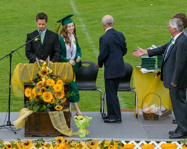 4326 Vashon Island High School Graduation 2014 061414