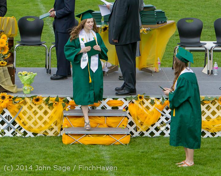4331 Vashon Island High School Graduation 2014 061414