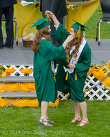4337 Vashon Island High School Graduation 2014 061414