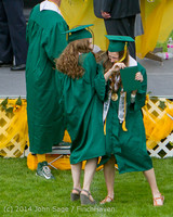 4346 Vashon Island High School Graduation 2014 061414