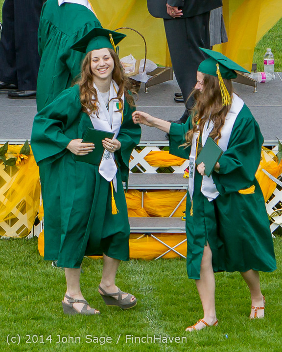 4348 Vashon Island High School Graduation 2014 061414