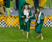 4349 Vashon Island High School Graduation 2014 061414