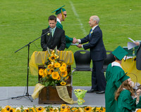 4356 Vashon Island High School Graduation 2014 061414