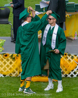 4358 Vashon Island High School Graduation 2014 061414