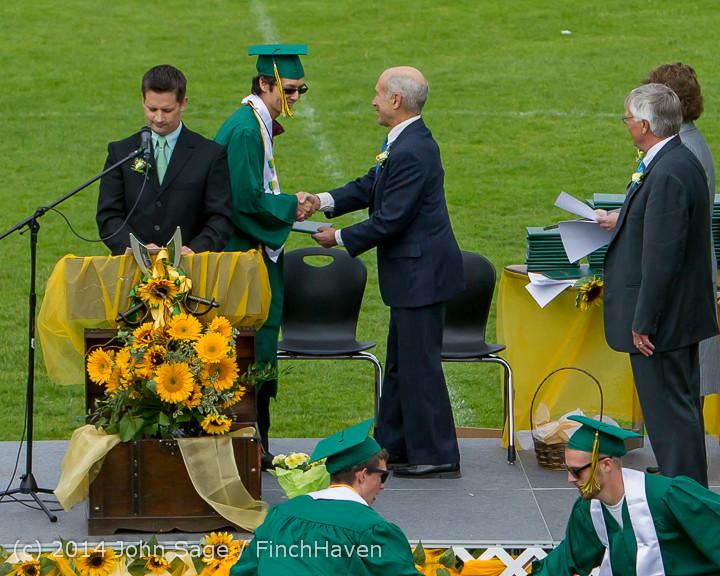 4364 Vashon Island High School Graduation 2014 061414