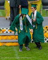 4375 Vashon Island High School Graduation 2014 061414