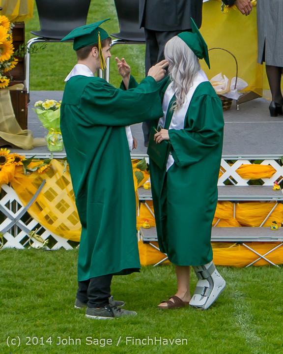 4400 Vashon Island High School Graduation 2014 061414