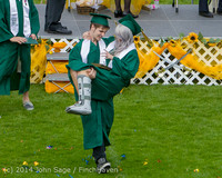 4402 Vashon Island High School Graduation 2014 061414