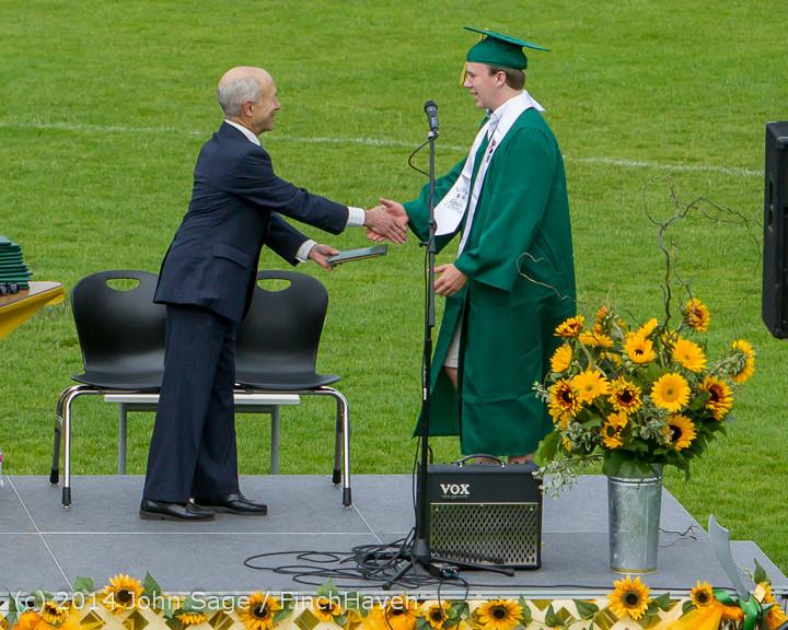 4407 Vashon Island High School Graduation 2014 061414