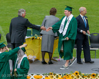 4408 Vashon Island High School Graduation 2014 061414