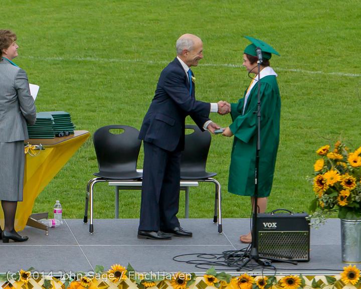 4409 Vashon Island High School Graduation 2014 061414