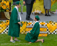 4415 Vashon Island High School Graduation 2014 061414