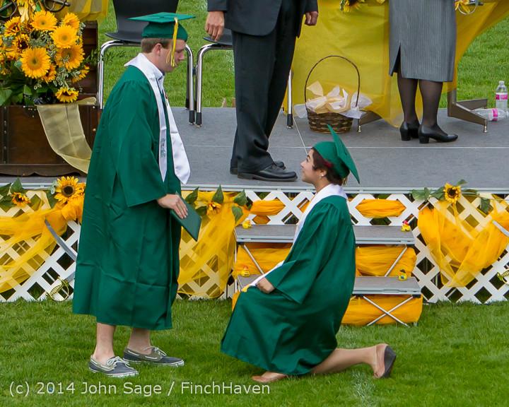 4415 Vashon Island High School Graduation 2014 061414
