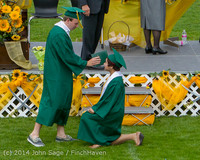 4416 Vashon Island High School Graduation 2014 061414