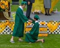 4417 Vashon Island High School Graduation 2014 061414
