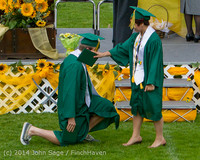 4418 Vashon Island High School Graduation 2014 061414