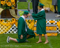 4419 Vashon Island High School Graduation 2014 061414