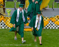 4420 Vashon Island High School Graduation 2014 061414