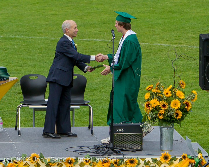 4421 Vashon Island High School Graduation 2014 061414