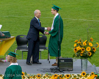 4450 Vashon Island High School Graduation 2014 061414