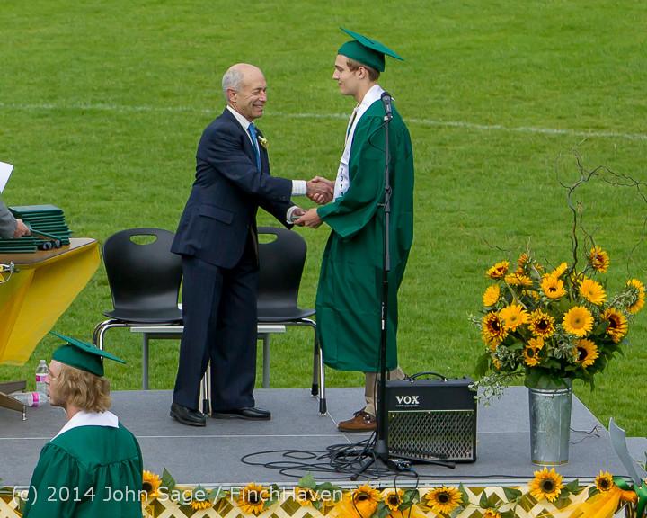4450 Vashon Island High School Graduation 2014 061414