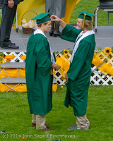 4459 Vashon Island High School Graduation 2014 061414