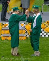 4461 Vashon Island High School Graduation 2014 061414