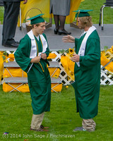 4466 Vashon Island High School Graduation 2014 061414