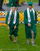 4467 Vashon Island High School Graduation 2014 061414