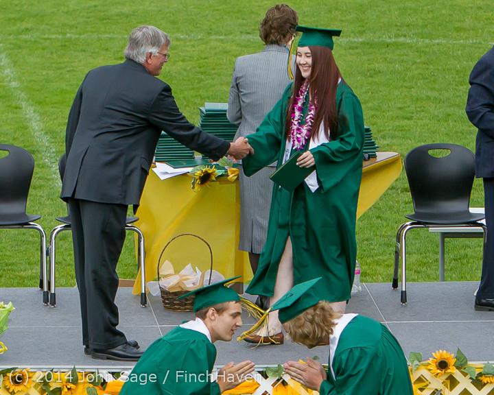 4471 Vashon Island High School Graduation 2014 061414