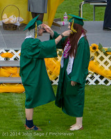 4489 Vashon Island High School Graduation 2014 061414