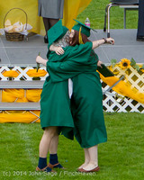 4491 Vashon Island High School Graduation 2014 061414
