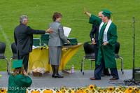 4505 Vashon Island High School Graduation 2014 061414