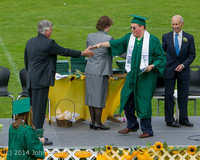 4507 Vashon Island High School Graduation 2014 061414