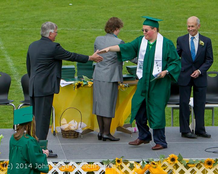 4507 Vashon Island High School Graduation 2014 061414