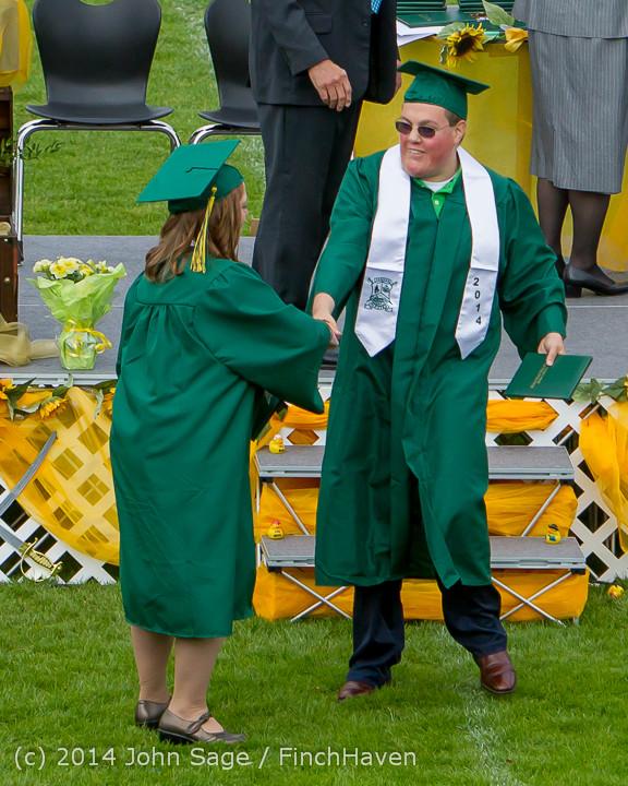 4510 Vashon Island High School Graduation 2014 061414