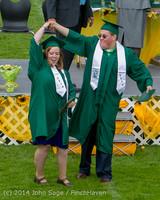 4511 Vashon Island High School Graduation 2014 061414
