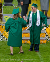 4513 Vashon Island High School Graduation 2014 061414