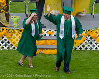 4515 Vashon Island High School Graduation 2014 061414