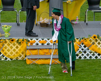 4539 Vashon Island High School Graduation 2014 061414