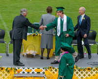 4543 Vashon Island High School Graduation 2014 061414
