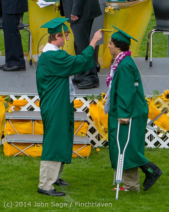 4547 Vashon Island High School Graduation 2014 061414