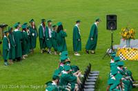4550 Vashon Island High School Graduation 2014 061414
