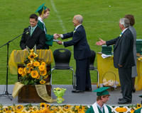 4556 Vashon Island High School Graduation 2014 061414