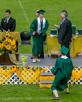 4563 Vashon Island High School Graduation 2014 061414