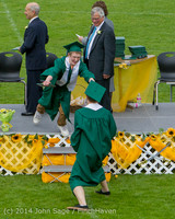 4564 Vashon Island High School Graduation 2014 061414